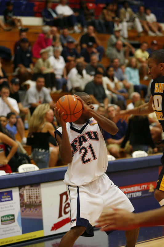 FAU Basketball vs Kennesaw State Univ -1221