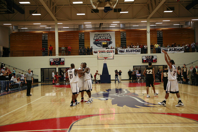 4 FAU Basketball vs Kennesaw State Univ -1888
