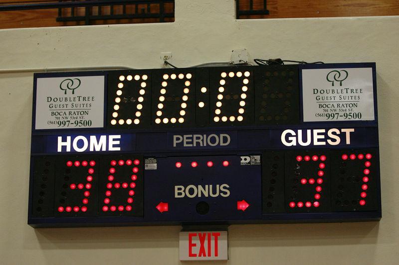 FAU Basketball vs UNF Nov 30 2005 (87)