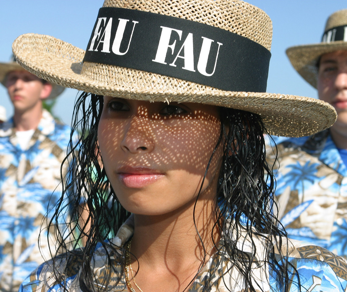 FAU Football PreGame Alumni 09nov02- 066c