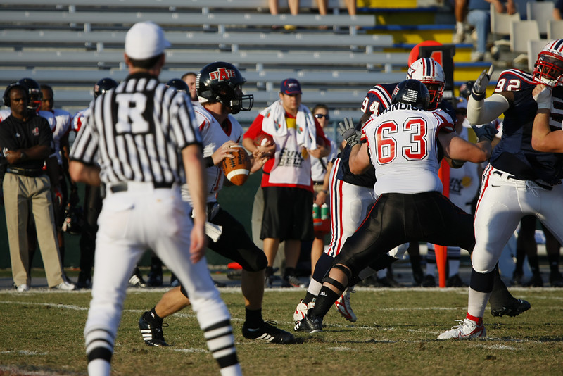FAU vs Arkanses St  2007Nov10 -  (403)