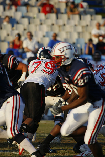 FAU vs Arkanses St  2007Nov10 -  (500)