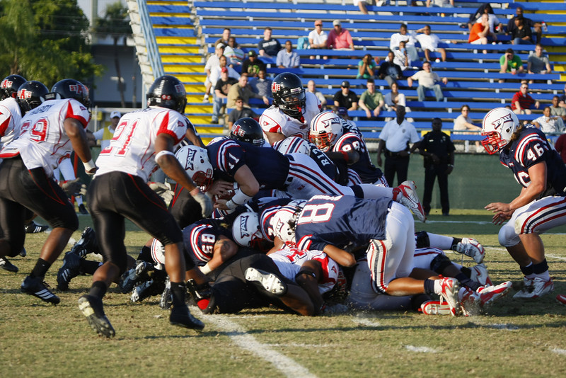 FAU vs Arkanses St  2007Nov10 -  (350)