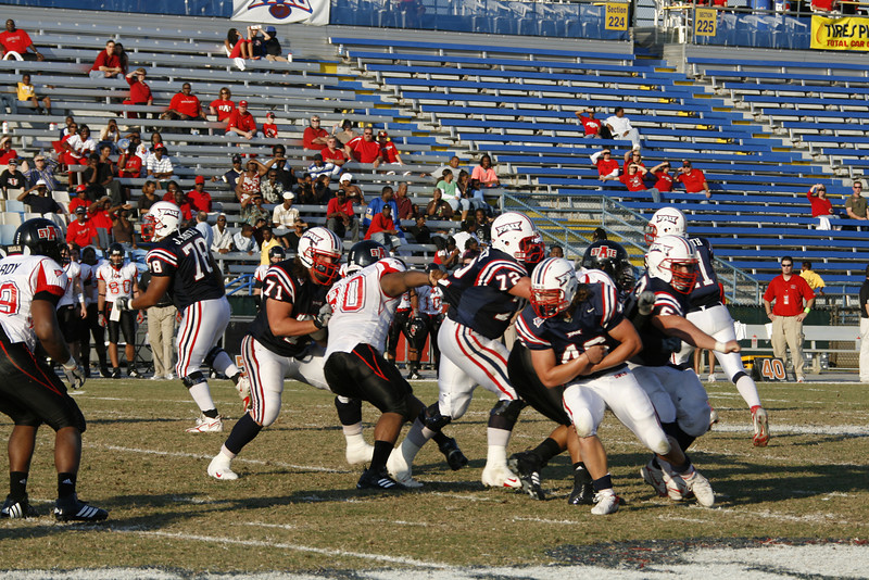 FAU vs Arkanses St  2007Nov10 -  (312)