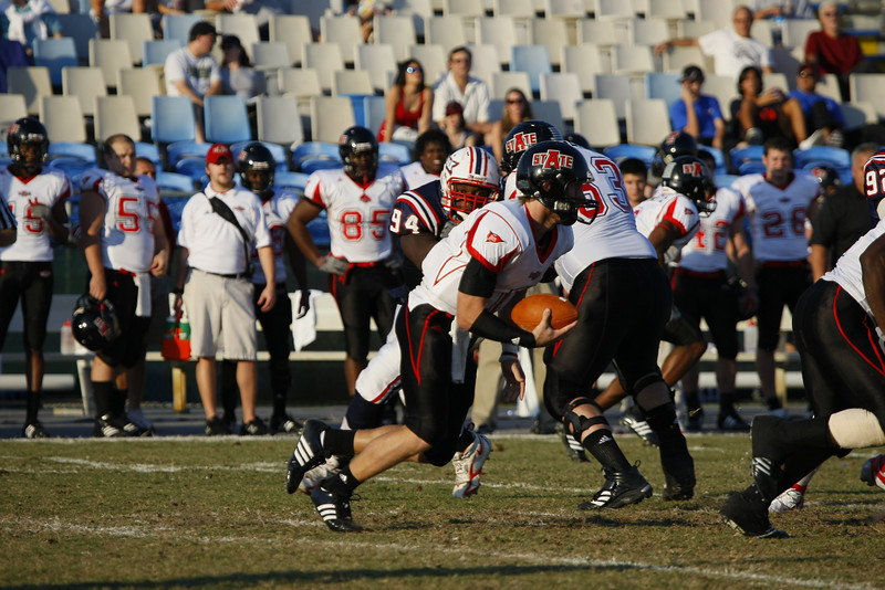 FAU vs Arkanses St  2007Nov10 -  (405)