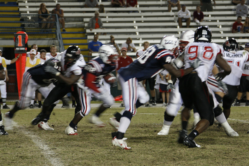 FAU vs Arkanses St  2007Nov10 -  (1336)