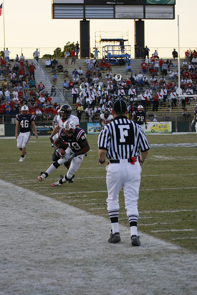FAU vs Arkanses St  2007Nov10 -  (834)