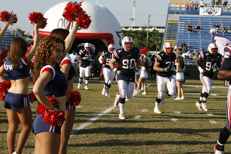FAU vs Arkanses St  2007Nov10 -  (126)