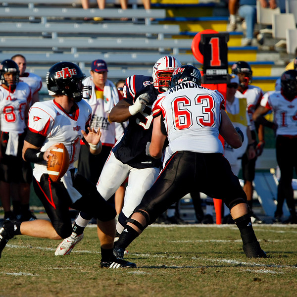 FAU vs Arkanses St  2007Nov10 -  (401)sq