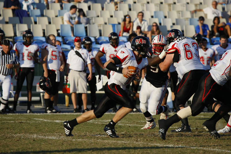 FAU vs Arkanses St  2007Nov10 -  (404)