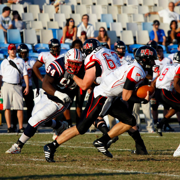 FAU vs Arkanses St  2007Nov10 -  (406)sq