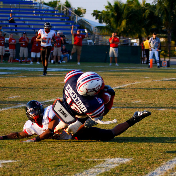 FAU vs Arkanses St  2007Nov10 -  (503)sq