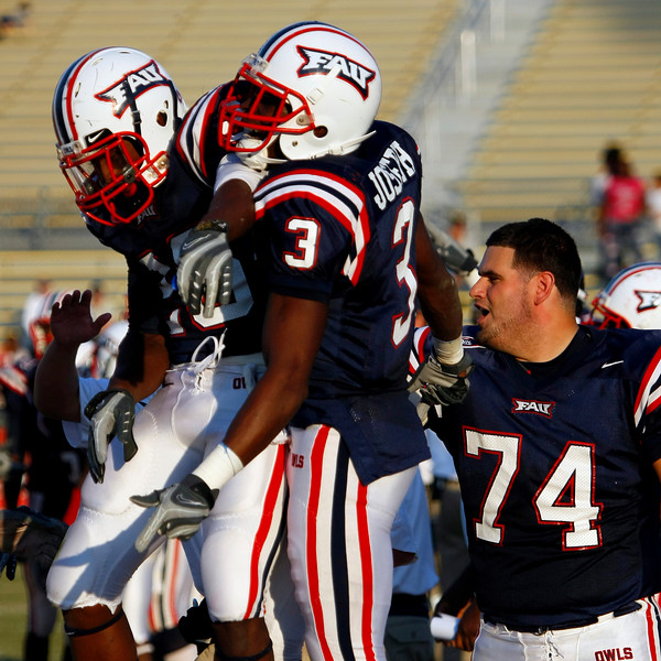 FAU vs Arkanses St  2007Nov10 -  (484)sq