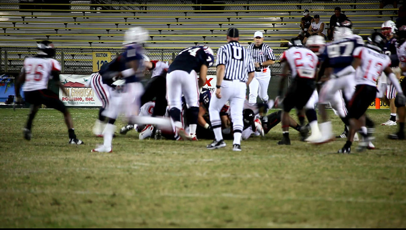 FAU Football vs Arkanses State HD Video - (24)