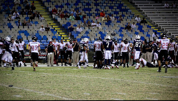 FAU Football vs Arkanses State HD Video - (28)