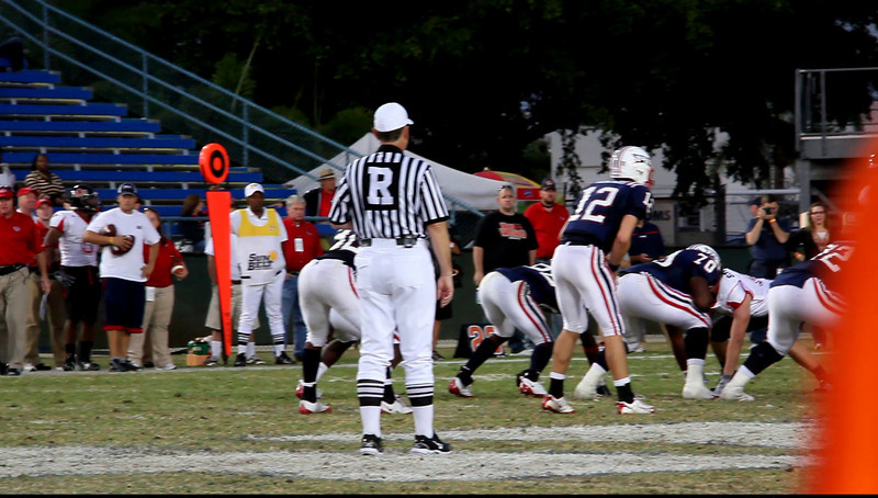 FAU Football vs Arkanses State HD Video - (15)