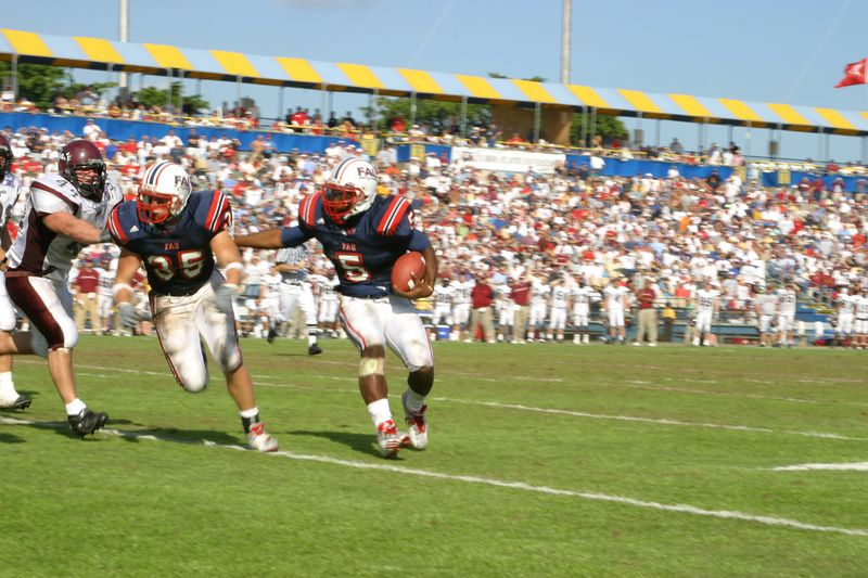 FAU Football vs Colgate 13dec03 049