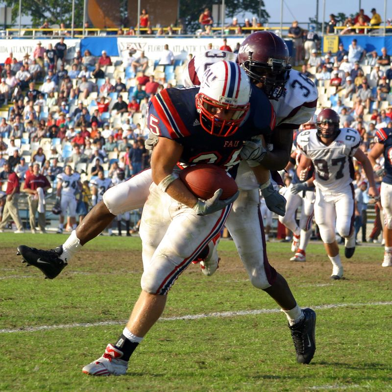 FAU Football vs Colgate 13dec03 0 366