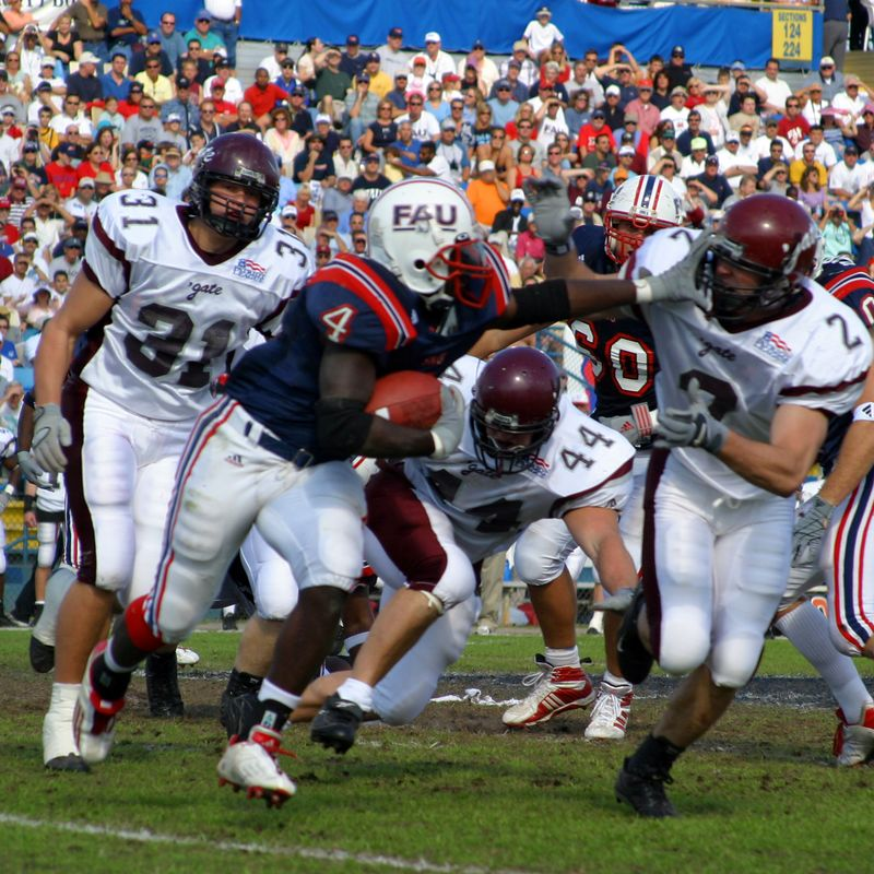 FAU Football vs Colgate 13dec03 0 185