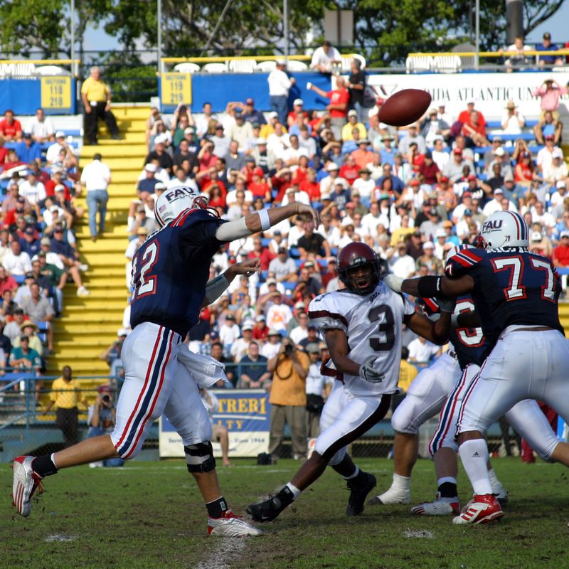 FAU Football vs Colgate 13dec03 0 199