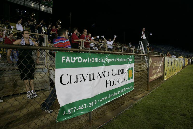 FAU Foorball vs LA-Monroe - 1209