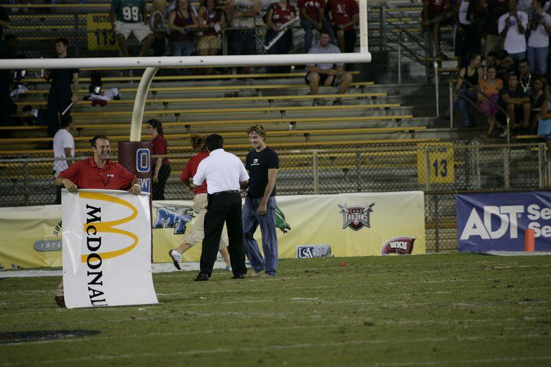 FAU Foorball vs LA-Monroe - 1369