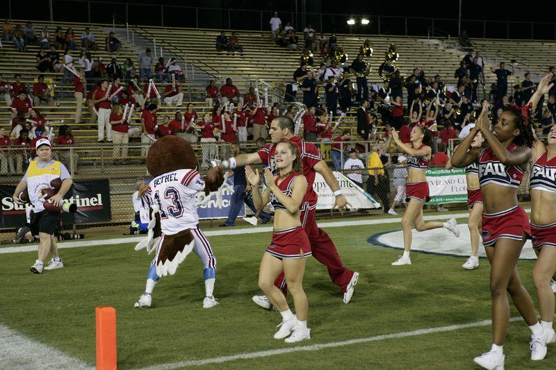 FAU Foorball vs LA-Monroe - 1202