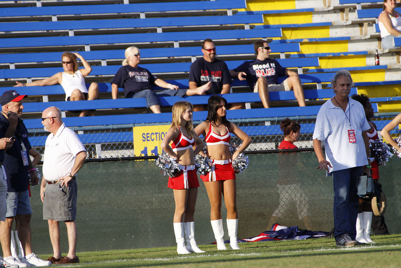 FAU Football vs Louisiana-Lafayette Ragin Cajuns, 2008Nov17 -  (308)
