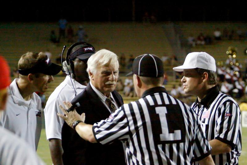 FAU Football vs Louisiana-Lafayette Ragin Cajuns 2008Nov15n551 -  (279)
