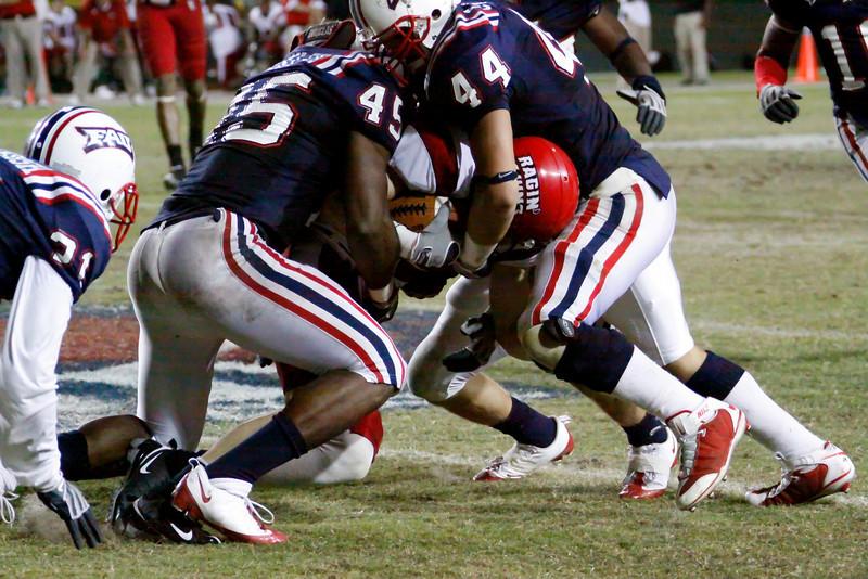 FAU Football vs Louisiana-Lafayette Ragin Cajuns 2008Nov15n551 -  (235)