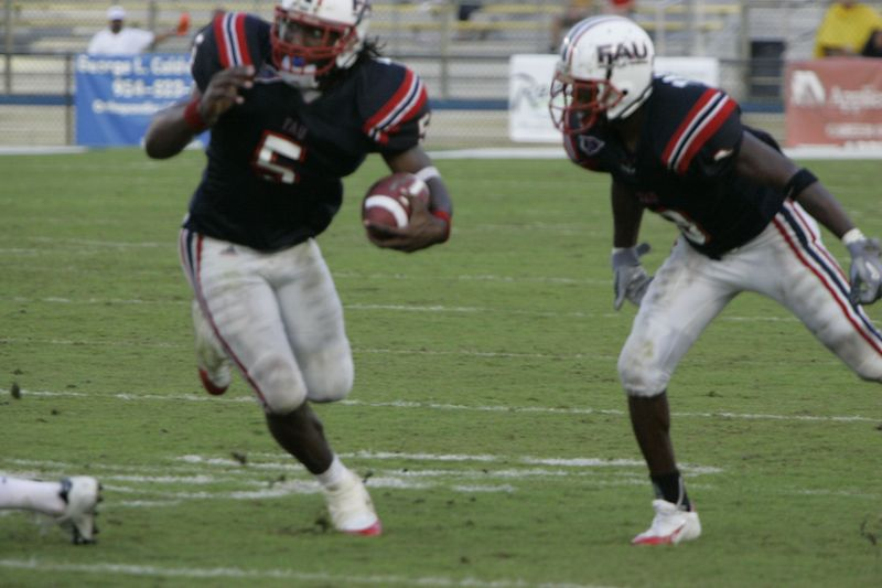 FAU Football vs Louisiana 2004-Oct-23 0518