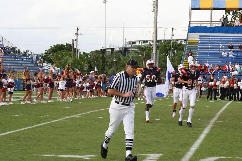 FAU Football vs Louisiana 2004-Oct-23 0757