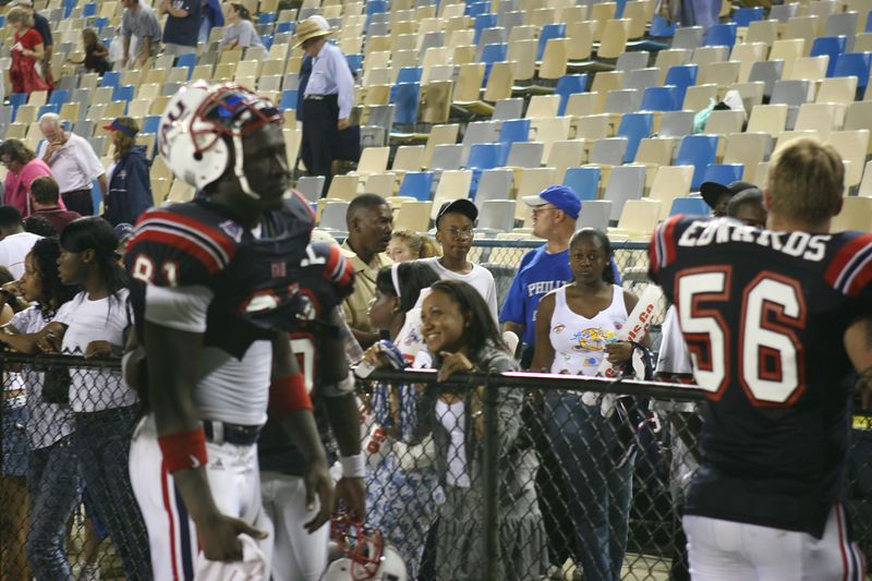 FAU Football vs Louisiana 2004-Oct-23 0898