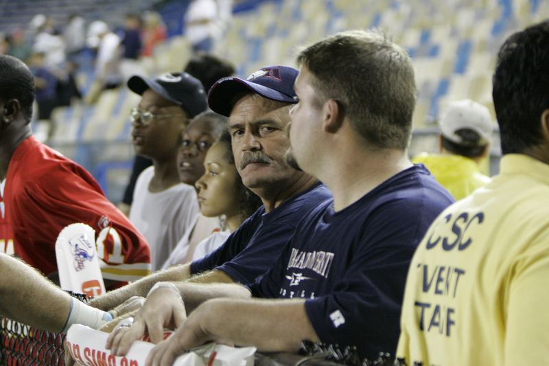 FAU Football vs Louisiana 2004-Oct-23 0734