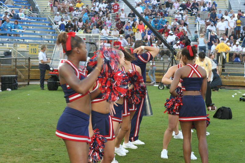 FAU Football vs Louisiana 2004-Oct-23 0850
