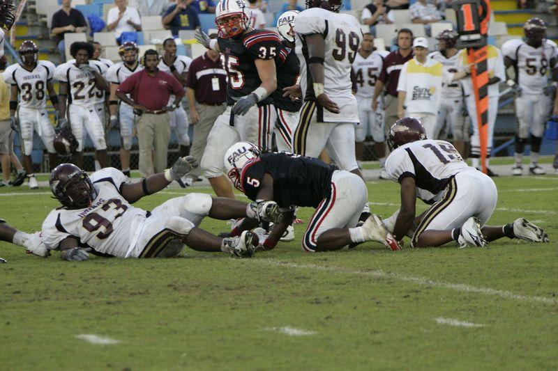 FAU Football vs Louisiana 2004-Oct-23 0523