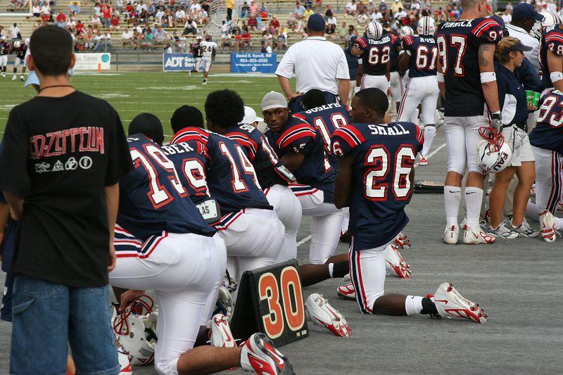 FAU Football vs Louisiana 2004-Oct-23 0806