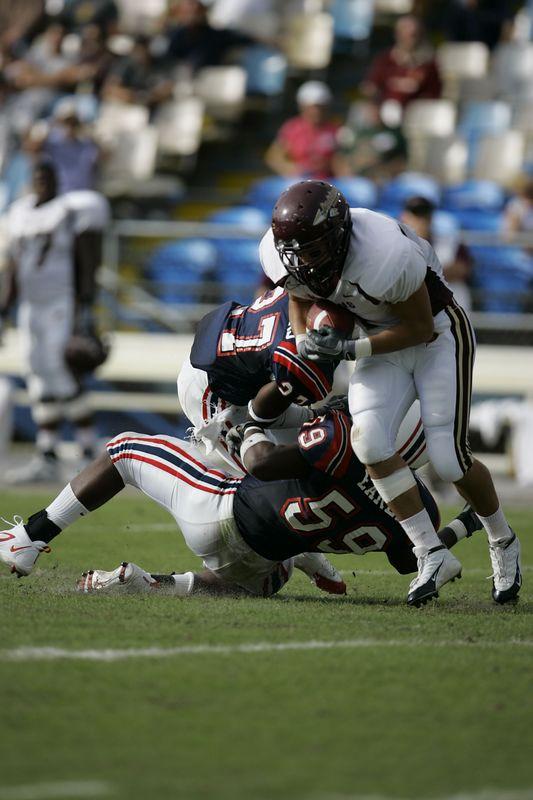 FAU Football vs Louisiana 2004-Oct-23 0282