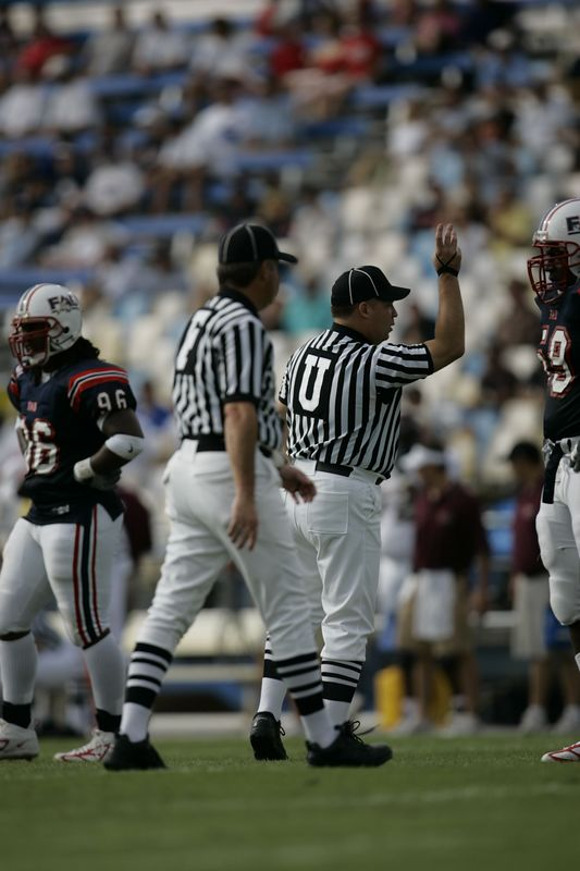 FAU Football vs Louisiana 2004-Oct-23 0174