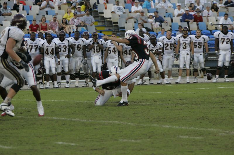 FAU Football vs Louisiana 2004-Oct-23 0536