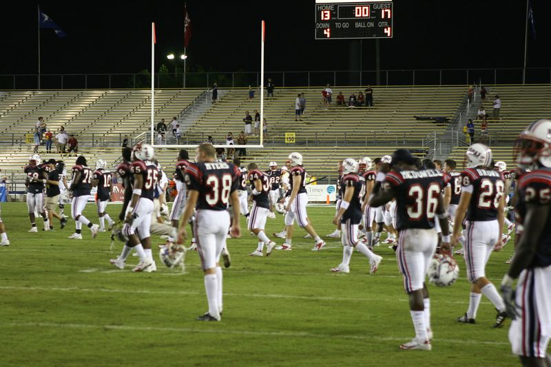 FAU Football vs Louisiana 2004-Oct-23 0890