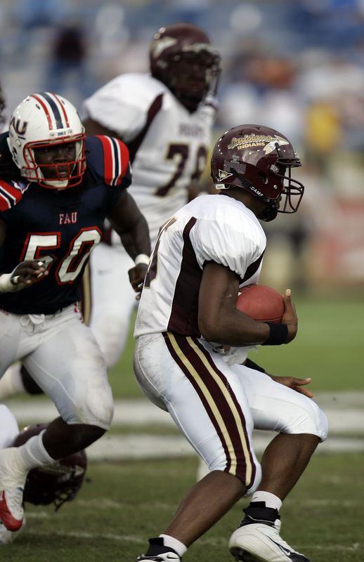 FAU Football vs Louisiana 2004-Oct-23 0026