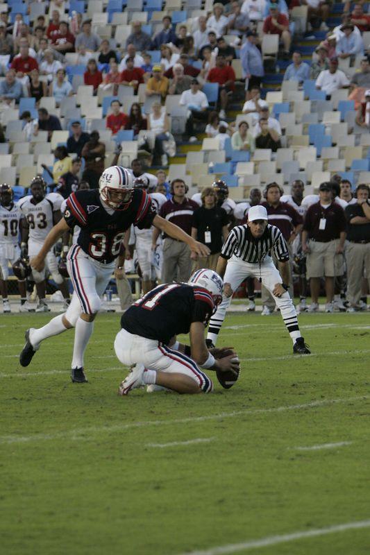 FAU Football vs Louisiana 2004-Oct-23 0596