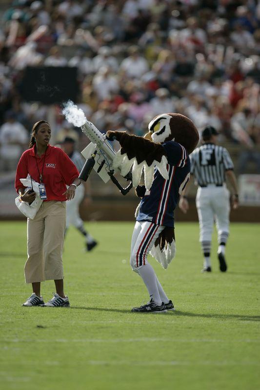 FAU Football vs Louisiana 2004-Oct-23 0224