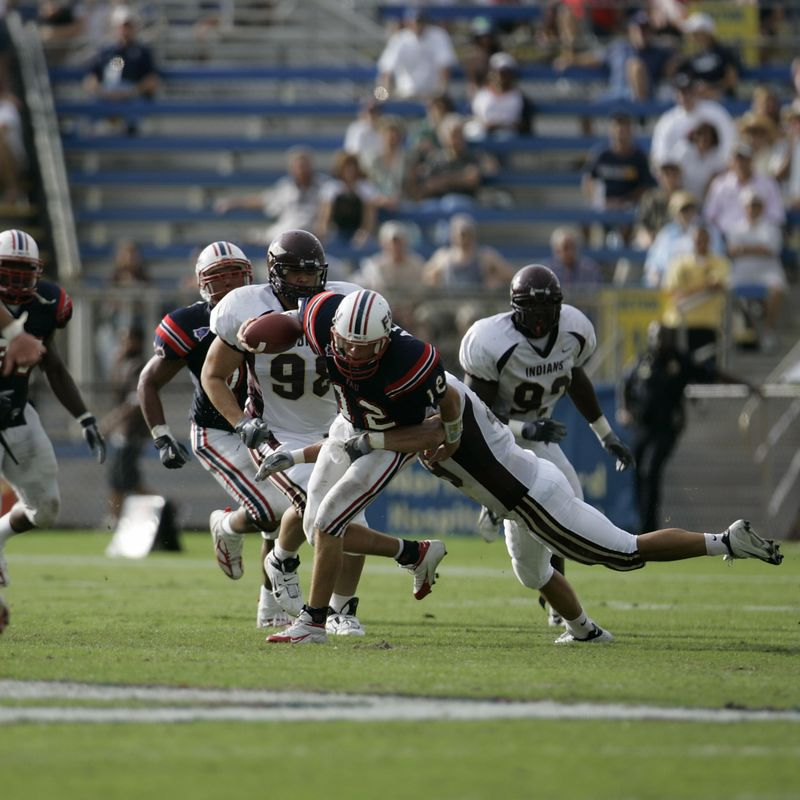 FAU Football vs Louisiana 2004-Oct-23 0013