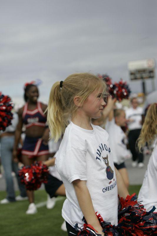 FAU Football vs Louisiana 2004-Oct-23 0153