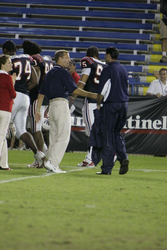 FAU Football vs Louisiana 2004-Oct-23 0721