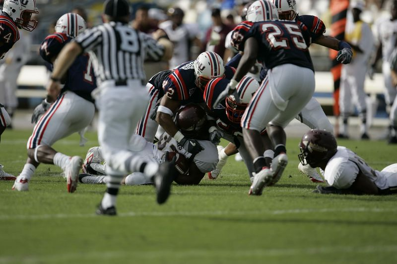 FAU Football vs Louisiana 2004-Oct-23 0276