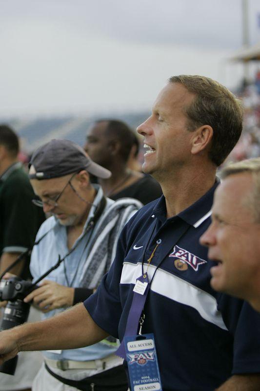 FAU Football vs Louisiana 2004-Oct-23 0409