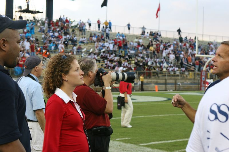 FAU Football vs Louisiana 2004-Oct-23 0853